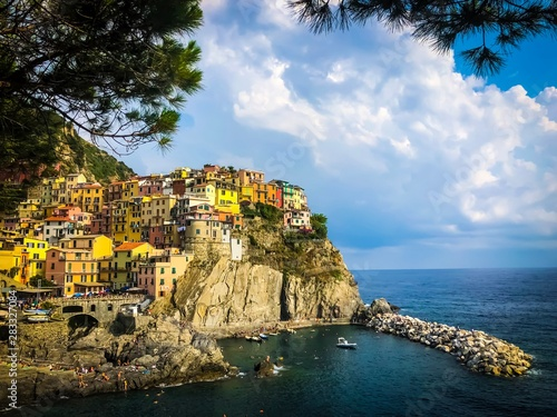 Fototapety, obrazy: cinque terre italie