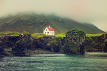 Lonely Icelandic House