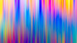 canvas print picture Abstract holographic rainbow color soft  blurred background