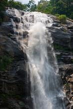 Close Up Wachirathan Waterfall...