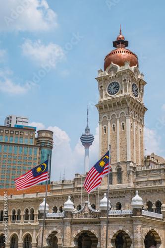Fotografie, Obraz Malaysia, Dataran Merdeka