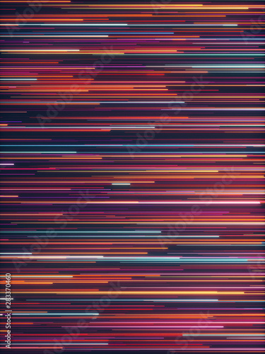 Abstract radial lines geometric background Wallpaper Mural