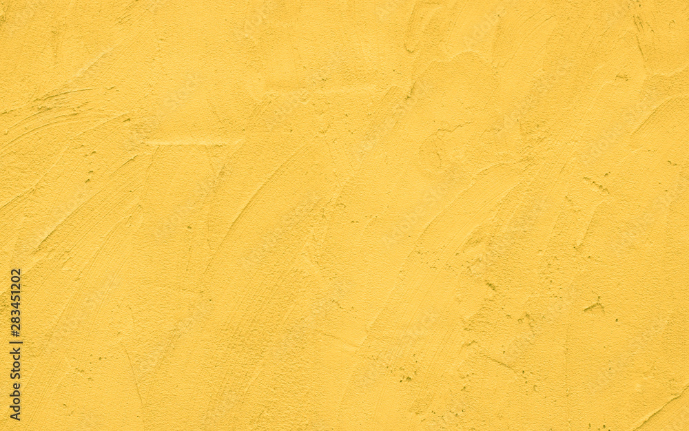 Fototapety, obrazy: Yellow wall