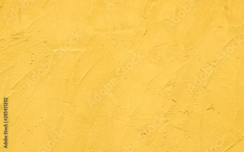 Photo  Yellow wall