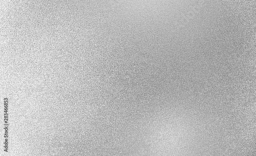 Fotografía  Silver foil texture background silver metal