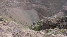 Mount Vesuvius Summit Crater S...
