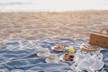 Picnic At The Beach.