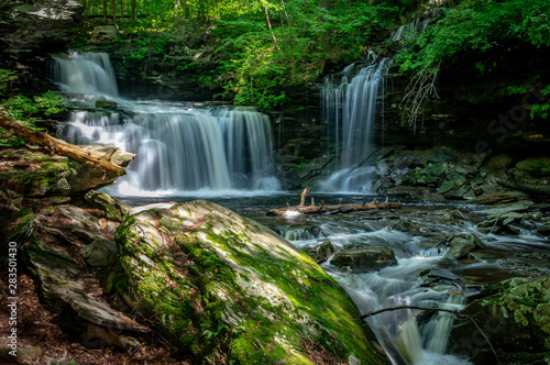 Fototapeta  Waterfalls in Pennsylvania