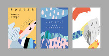Collection Of Art Modern Posters