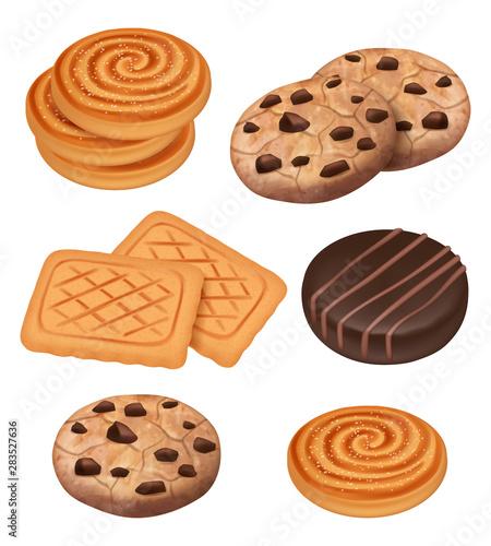 Cookies Canvas-taulu