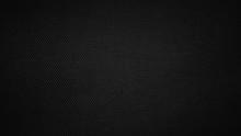 Dark Embossed Fabric Texture Background