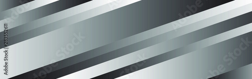 Fotografija abstract gray diagonal lines gradient background