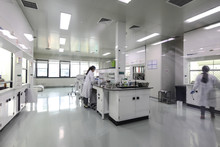 Drug Manufacturing Laboratory Equipment.