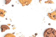 Homemade Chocolate Chips Cooki...