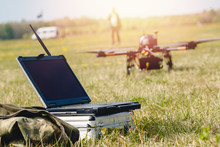 Laptop Station To Launch Military Weapons Drones Fuel Hydrogen And Electricity