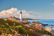 Portland Head Lighthouse At Ca...