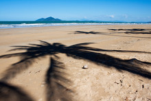 The Wide, Windswept Beach At M...
