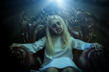 Child Zombie Girl