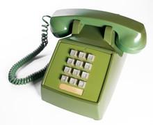 Retro Push Button Rotary Dial ...