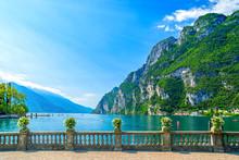Riva Del Garda, Trentino, Ital...