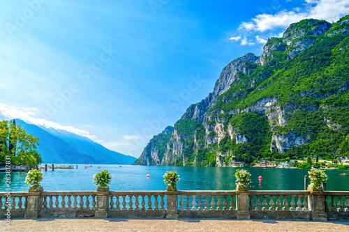 Foto Riva del Garda, Trentino, Italy, by Garda lake