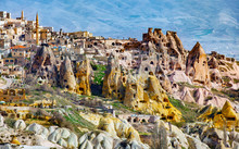 Mountains Of Cappadocia