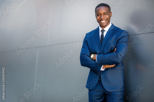 African american business man, executive, corporate leader, CEO type, showing style, charisma, personality, charm and elegance