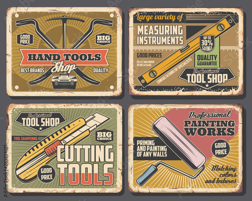Poster Ouest sauvage Home renovation and interior decor tools shop