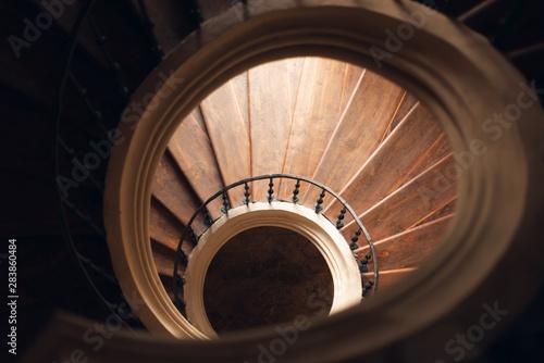 Wodden stair