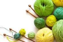 Crafts And Hobbies. Green And ...