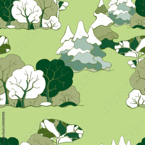 wektor-wzor-z-jodly-i-drzewa-lisciaste-naturalne-tlo