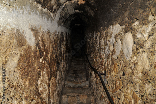 photograph of the entrance to the dungeon  - 283883853