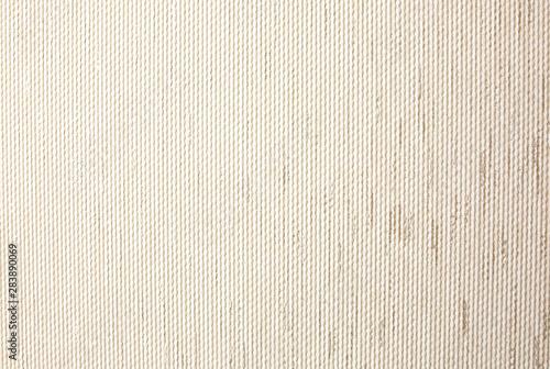 Beige textured background. Wallpaper idea. - 283890069