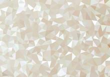 Cubism Abstract Background. Like Jewel. Diamond.