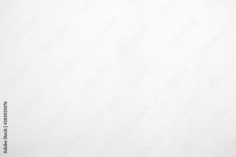 Fototapety, obrazy: White Grunge Concrete Wall Texture Background.