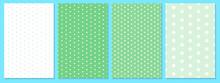 Polka Dot Pattern Vector. Baby...