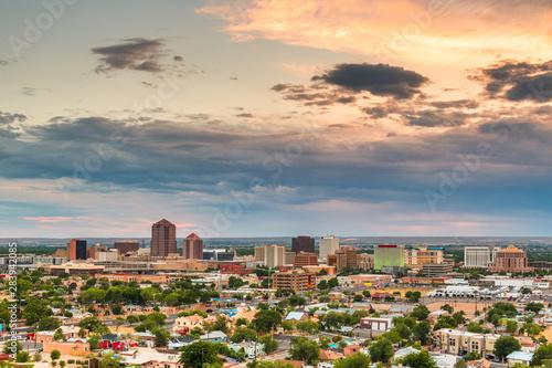 Photo Albuquerque, New Mexico, USA Cityscape