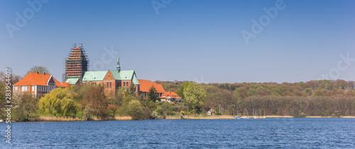 Valokuva  Panorama of the Domsee lake and view over Ratzeburg, Germany