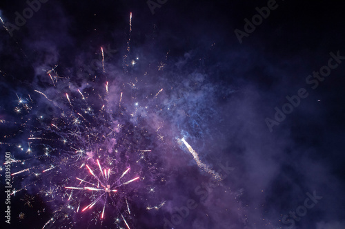 Gran Canaria fireworks New years eve Spain