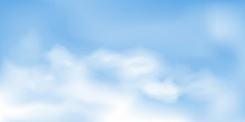 Nice Clouds And Blue Sky