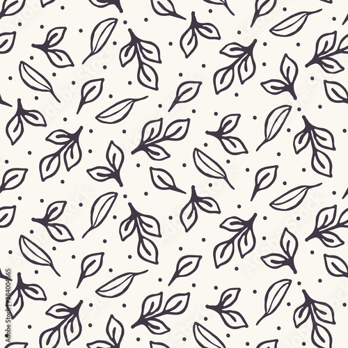 seamless-pattern-hand-drawn-tiny-falling-leaf-motif-background-stylized-leaves-ditsy-allover-print-vector-line-art-swatch