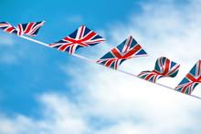 Many British Flag Of Great Britain