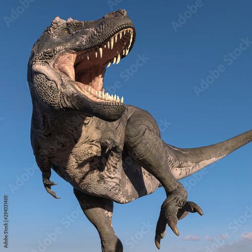 Fototapeta tyrannosaurus