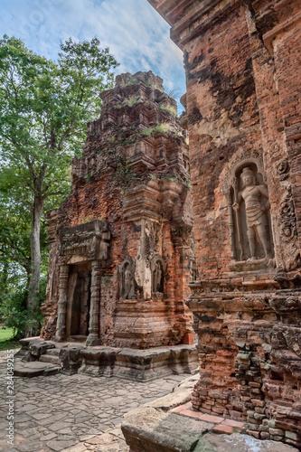 Preah Ko Brick Prasats