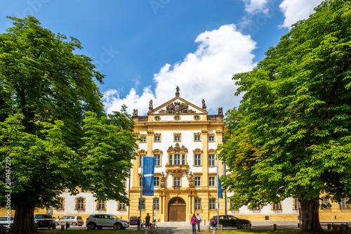 Residenz, Ellingen, Bayern, Deutschland Fototapete