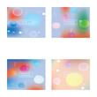 Abstract blurred background for your projects.