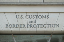 US Customs And Border Protection Headquarter In Washington DC