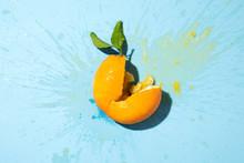 Smashed Orange
