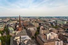 Cityscape With St. James' Chur...