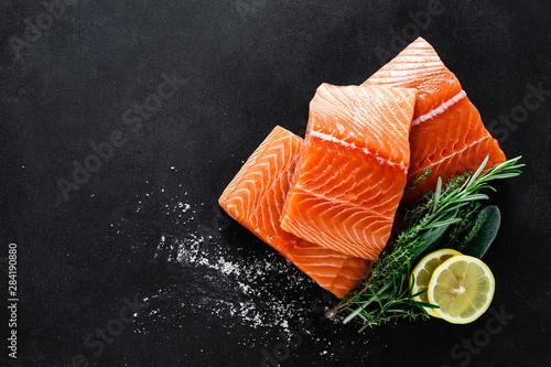Salmon Fotobehang